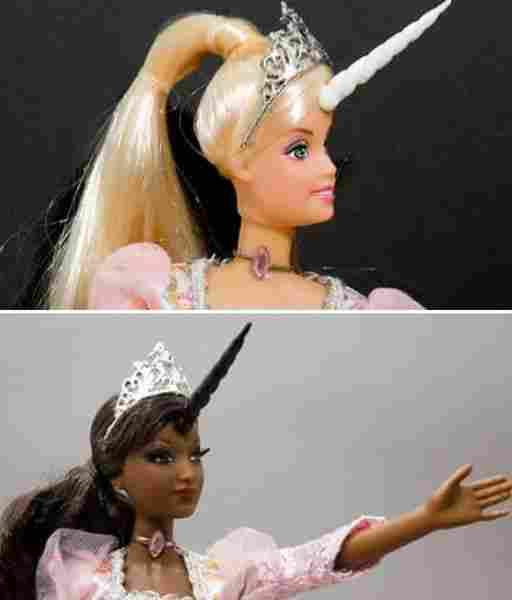 Barbie Princess Unicorn
