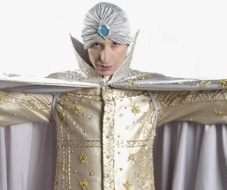 Fabio Rubiano: Merlin, Mulher Divina