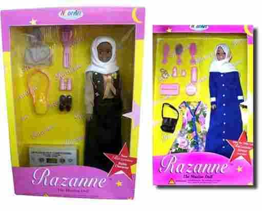 First Muslim barbie