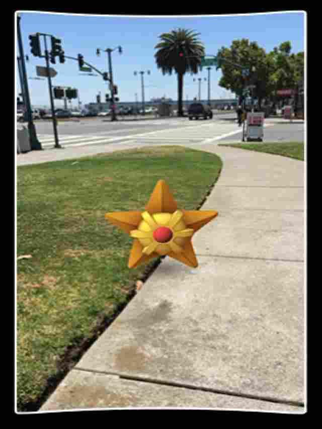 Trick to get experience in Pokémon GO