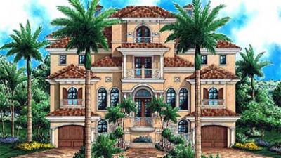 Die berühmten Häuser