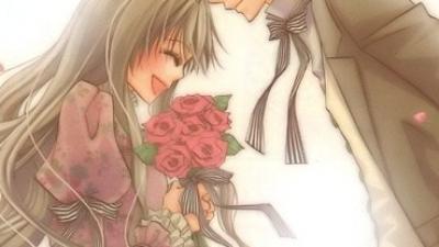 Лучшее романтическое аниме