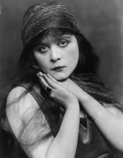 THEDA BARA (1885-1955)