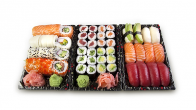 Types de sushi