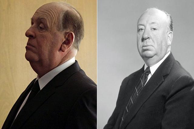 Anthony Hopkins foi um excelente Alfred Hitchcock