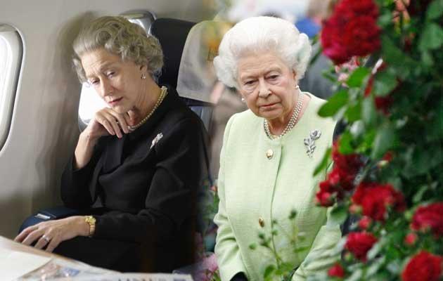 Helen Mirren assumiu o papel da rainha Elizabeth II