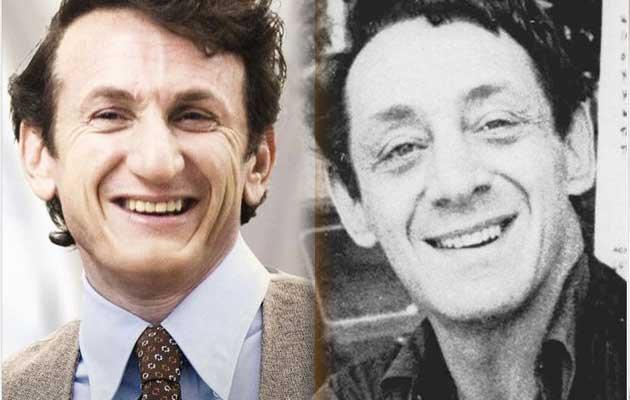 Sean Penn tornou-se ativista gay Harvey Milk