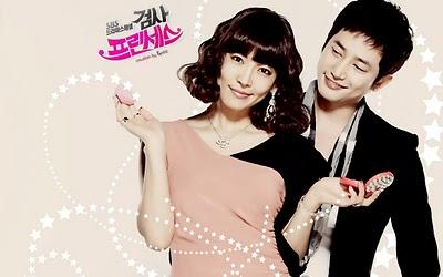 Kim So Yeon et Park Shi Hoo - Procureur Princesse