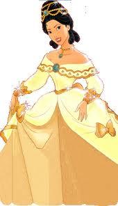 Pocahontas de gala (Pocahontas 2)