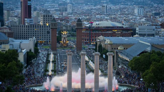 As melhores atrações turísticas em Barcelona