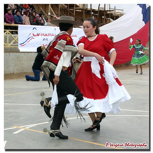 Chilean cueca