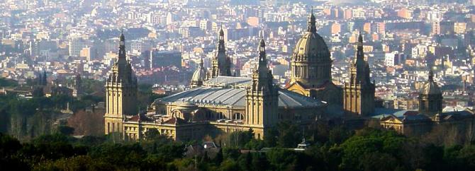 Climb Up Montjuïc