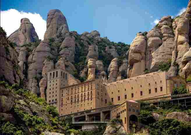 Take a day trip to Montserrat