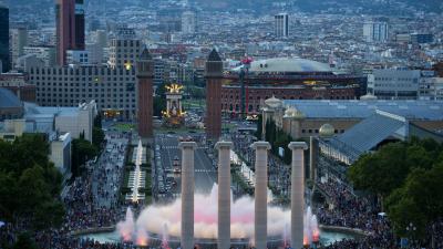 Tempat-tempat pelancongan yang terbaik di Barcelona