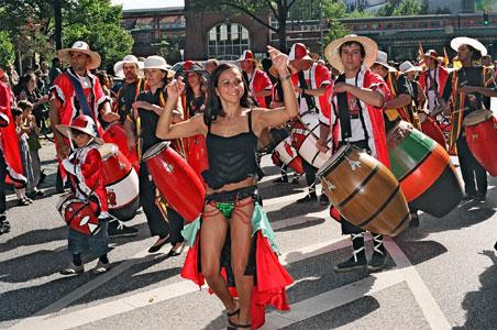 Uruguayan Candombe