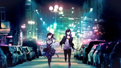 Топ-15 лучших боевиков-аниме