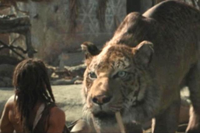 Саблезубые тигры (10000 лет до н.э.)
