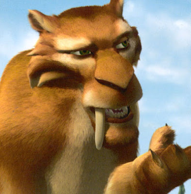 Diego (Ice Age 1,2,3 and 4)