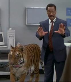 Jacó, o Tigre (Dr.Dolittle)