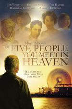 Las cinco personas que conoces en el cielo