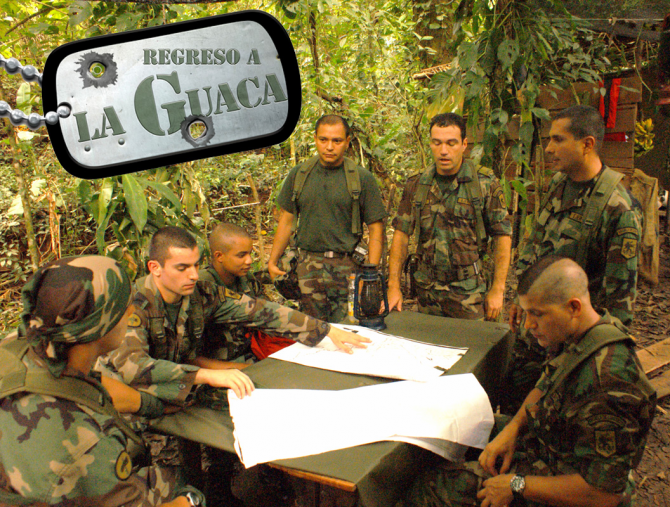 Возвращение в Ла Гуаку (Rcn)