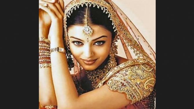 As 45 mulheres mais bonitas da Índia
