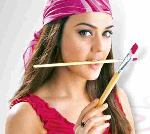 Preity Zinta (Shimla)