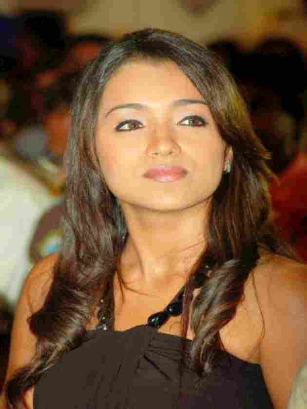 Trisha Krishnan (Chennai)