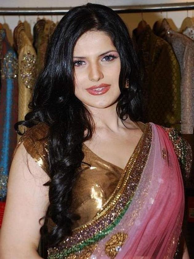 Zarine Khan (Mumbai)