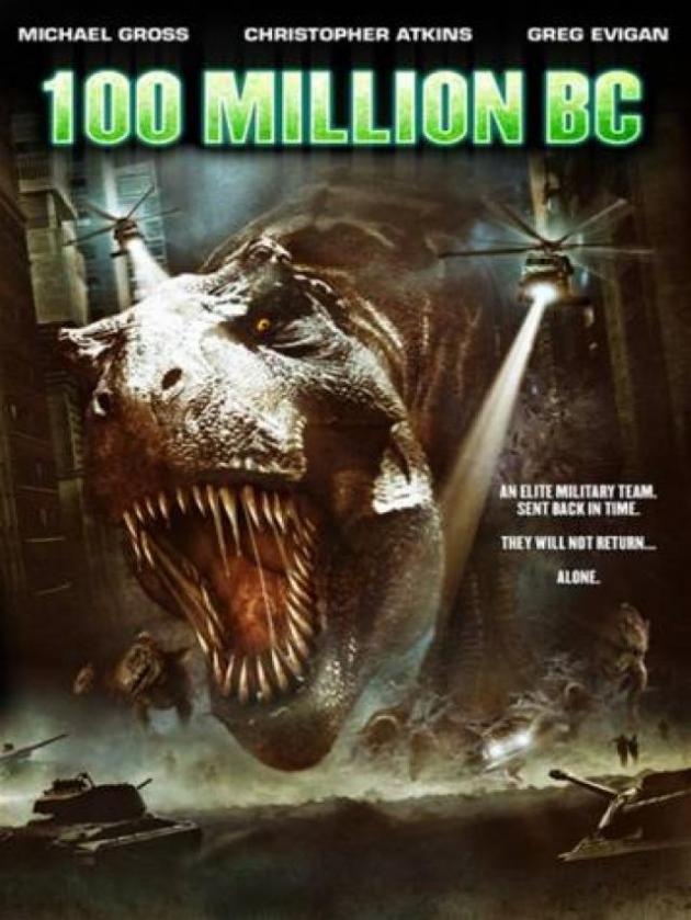 100 million BC (2008)