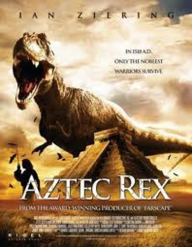 Aztec Tyrannosaurus (2007)