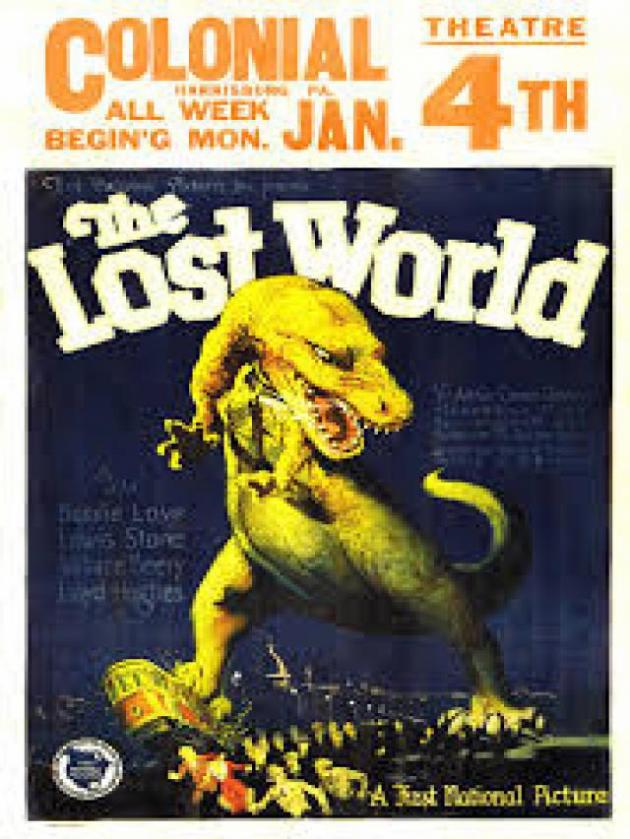 Dunia yang hilang (1925)