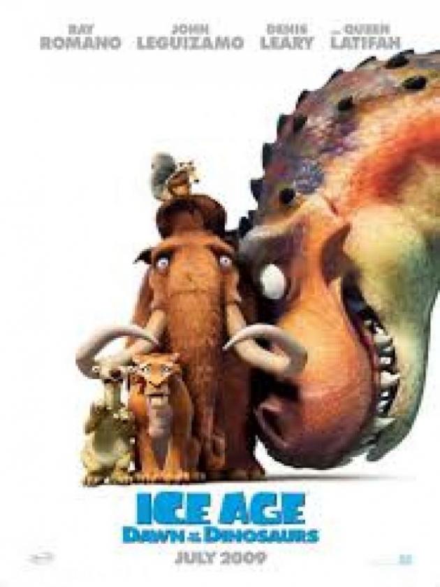 La Era del Hielo 3: el origén de los Dinosaurios (2009)