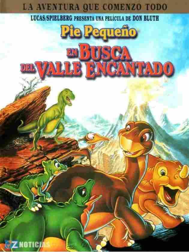 Pie pequeño: en busca del valle encantado (1998)