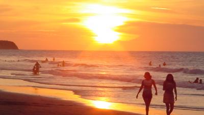 Лучшие пляжи в Эквадоре