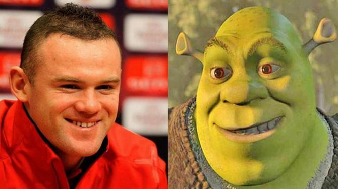 Futbolistas parecidos a famosos
