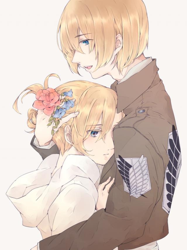 Armin e Annie