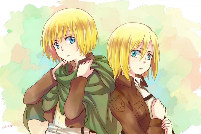 Armin e Christa