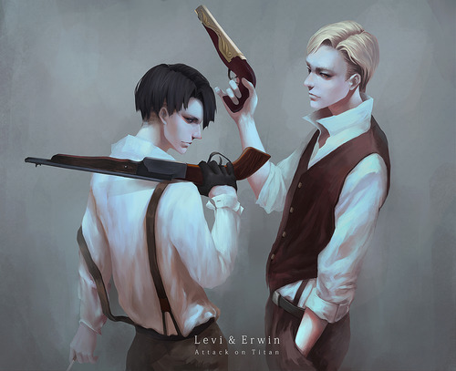 Irvin and Rivaille