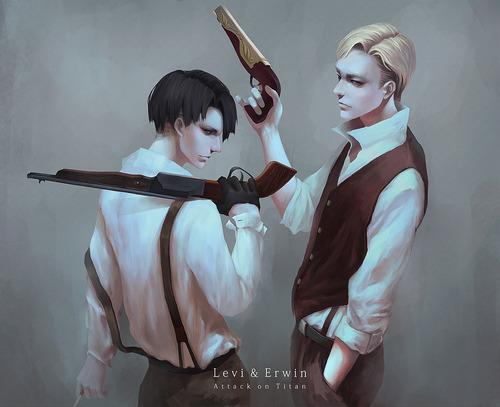 Irvin e Rivaille