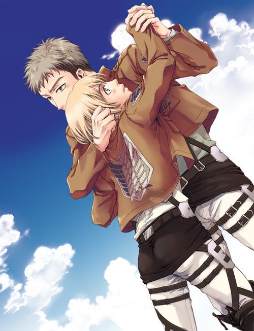 Jean e Armin