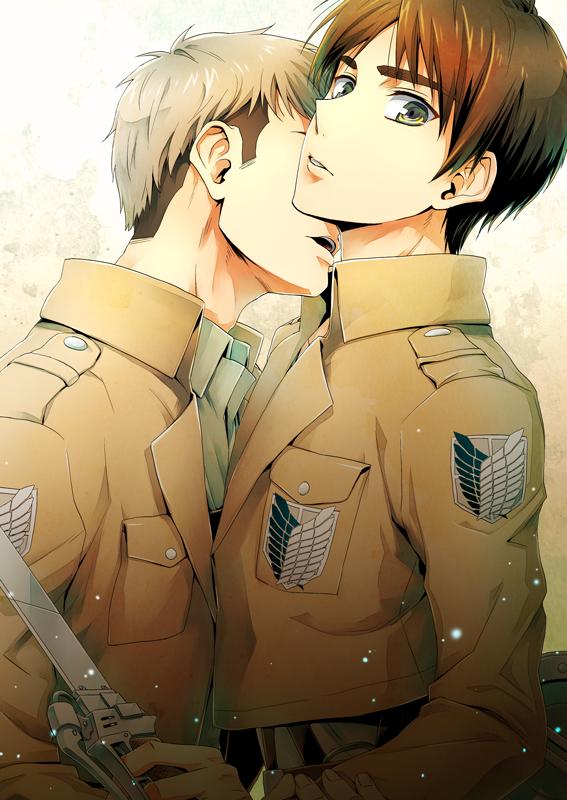 Jean e Eren