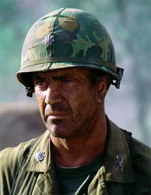 Colonel Haal Moore (When we were soldiers)