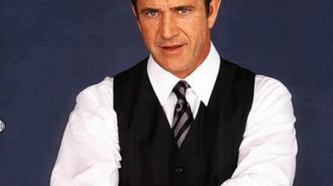 The best photos of Mel Gibson