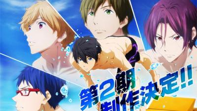 Die besten Charaktere von Anime frei: ewiger Sommer