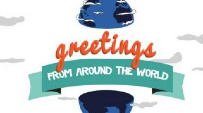 15 curious ways to greet in different parts of the world