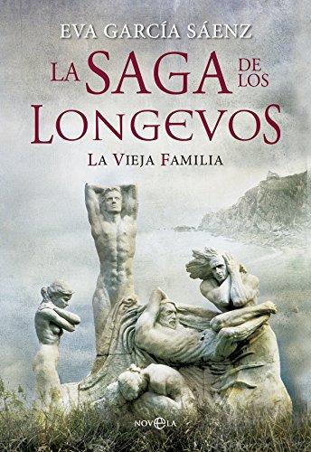 A saga dos longevos de Eva García Sáenz