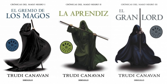 Chronicles of the Black Magician by Trudi Canavan