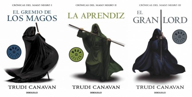 Crônicas do Mago Negro por Trudi Canavan