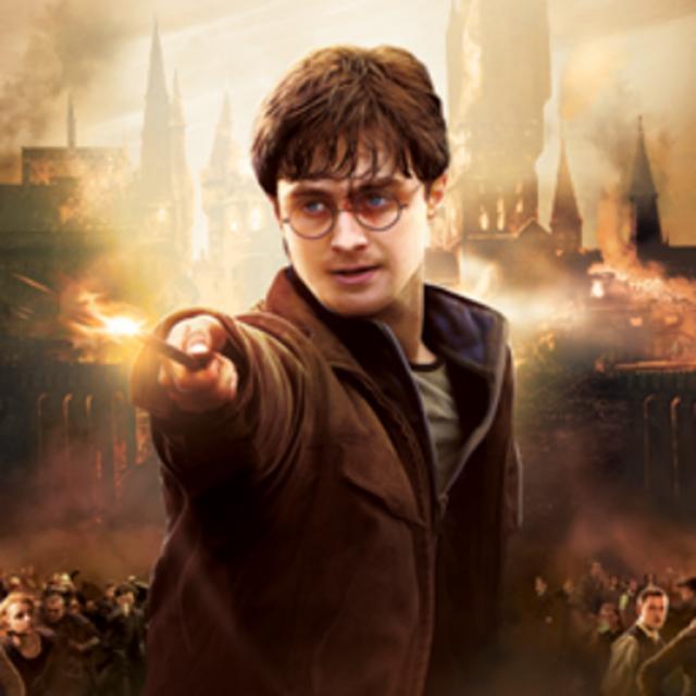 Harry Potter de JKRowling